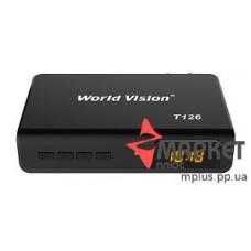 Тюнер T126 DVB-T2 World Vision