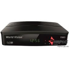 Тюнер T55D DVB-T2 World Vision