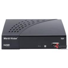 Тюнер T37 DVB-T2 World Vision