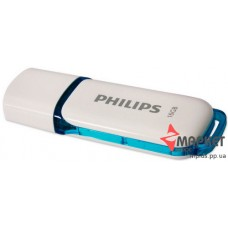 USB Флешка Philips SNOW 16 Gb Blue