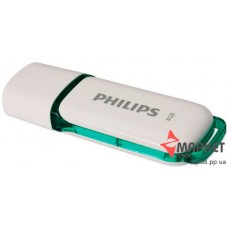 USB Флешка Philips SNOW 8 Gb Green