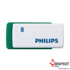 USB Флешка Philips SATO 8 Gb Green