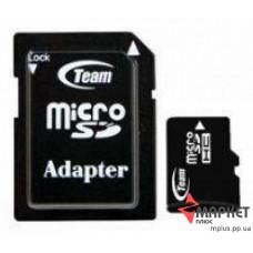 Карта пам'яті Team MicroSD 2 Gb + SD