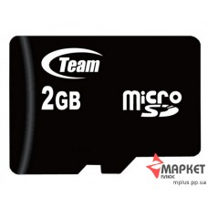 Карта пам'яті Team MicroSD 2 Gb