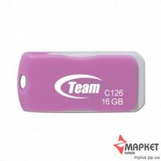 USB Флешка Team C126 16 Gb Pink