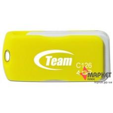 USB Флешка Team C126 4 Gb Yellow