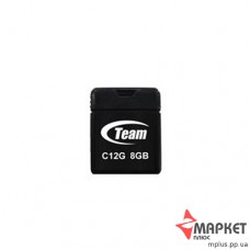 USB Флешка Team C12G 8 Gb Black