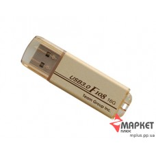 USB Флешка Team F108 16 Gb Brown