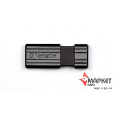 USB Флешка Verbatim StoreNGo 8 Gb Pin Stripe Black