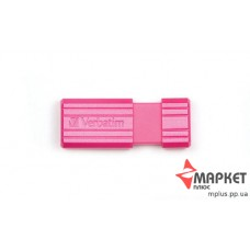 USB Флешка Verbatim StoreNGo 16 Gb Pin Stripe Pink