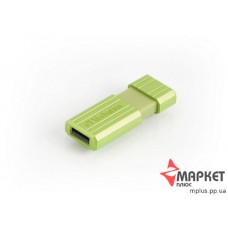 USB Флешка Verbatim StoreNGo 16 Gb Pin Stripe Green