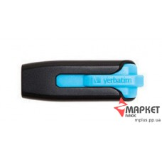USB Флешка Verbatim SuperSpeed V3 16 Gb Caribbean Blue