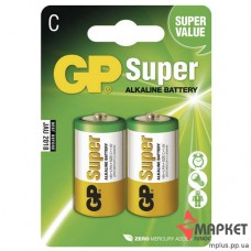 Батарейка 14А Super Alkaline C2 GP