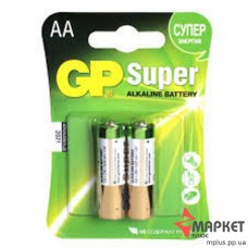 Батарейка 15А Super Alkaline C2 GP