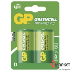 Батарейка 13G Greencell C2 GP