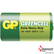 Батарейка 13G Greencell S2 GP