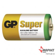 Батарейка 13А Super Alkaline S2 GP