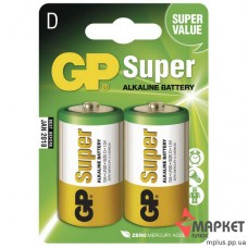 Батарейка 13А Super Alkaline C2 GP
