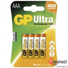 Батарейка 24AU Ultra Alkaline C4 GP