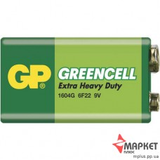 Батарейка 1604G Greencell S1 GP