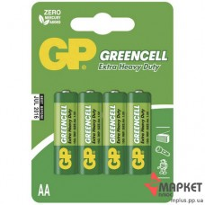 Батарейка 15G Greencell C4 GP