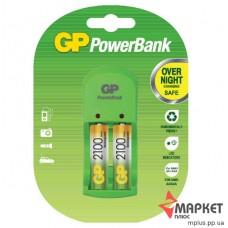 Зарядний пристрій PB360 + 2 Акумулятори 2100 GP