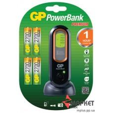 Зарядний пристрій PB60 + 4 Акумулятори 2700 GP