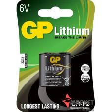 Батарейка CR-P2 GP