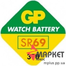 Батарейка 370 GP