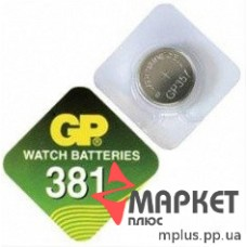 Батарейка 381 GP
