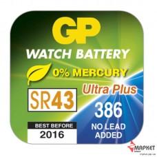 Батарейка 386 GP