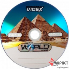 DVD+R Videx 8x bulk(50) Egypt
