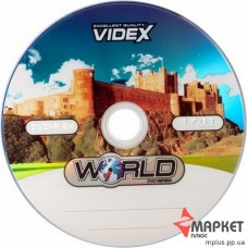 DVD+R Videx 8x bulk(50) Castle