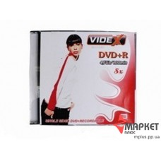 DVD+R Videx 8x slim